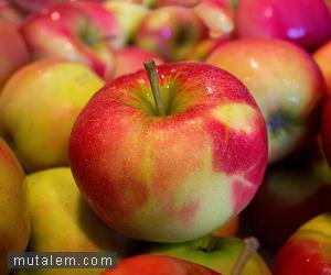 تفسير حلم رؤية التفاح وأكله في المنام لابن سيرين